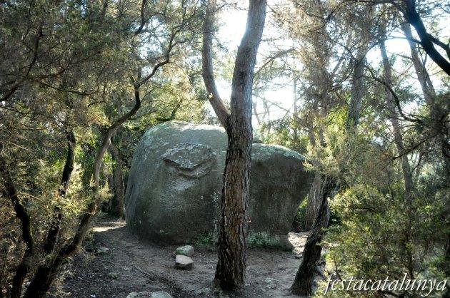 Roca del Vallès, La - Roca Foradada de can Gol