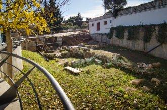 Cabrera de Mar - Jaciment de can Benet (Foto: Ajuntament de Cabrera de Mar)