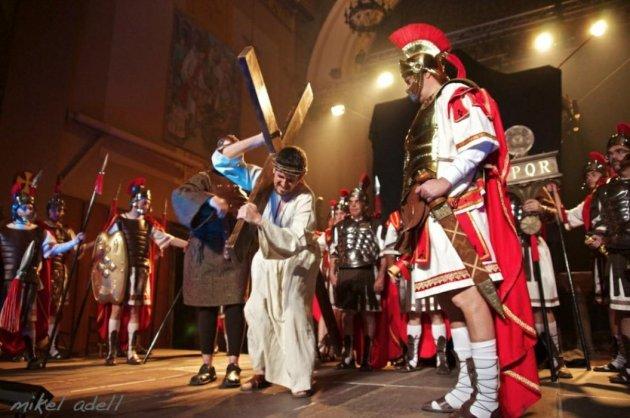 Sant Vicenç dels Horts - Setmana Santa (Foto: Mikel Adell)