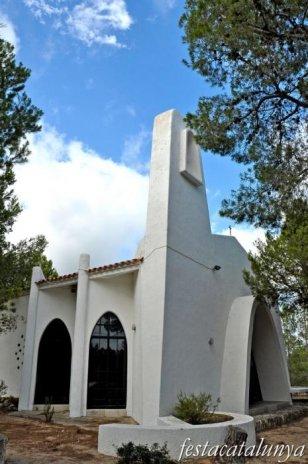 Ametlla de Mar, L' - Església de la Purificació de Maria a Sant Jordi d'Alfama