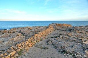 Ametlla de Mar, L' - Fortificacions de la guerra civil (Sant Jordi d'Alfama)