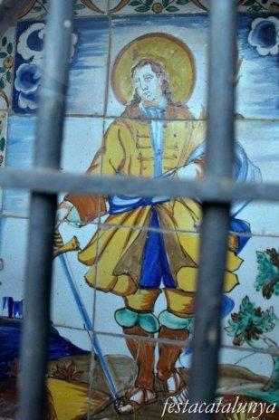 Pobla de Claramunt, La - Capella de Sant Procopi
