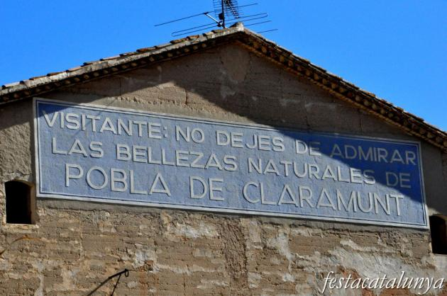 Pobla de Claramunt, La - Molí de l'Almirall