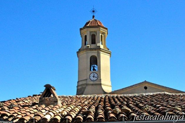 Pobla de Claramunt, La - Església parroquial de Santa Maria