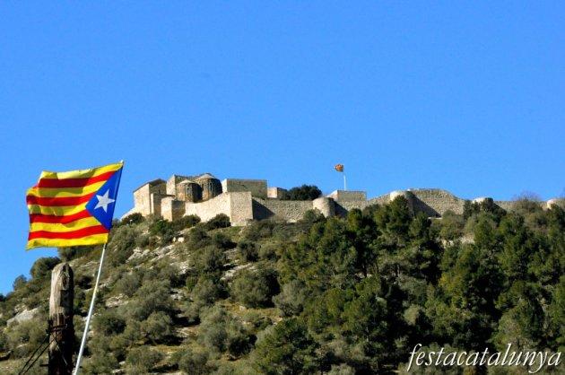 Pobla de Claramunt, La - Castell de Claramunt