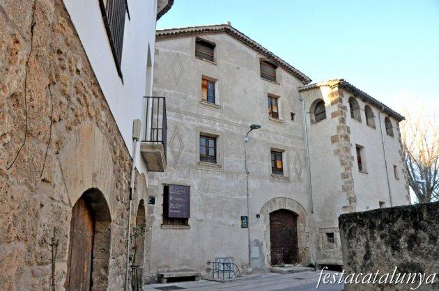 Pobla de Claramunt, La - Les Figueres (Cal Fuster de les Figueres)