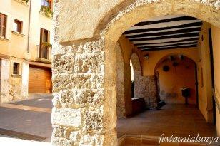 Pobla de Claramunt, La - Nucli antic (Ajuntament Vell)