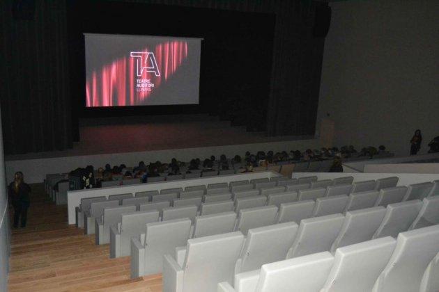 Llinars del Vallès - Teatre Auditori