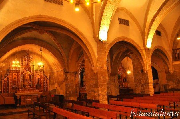 Vilagrassa - Església de Santa Maria