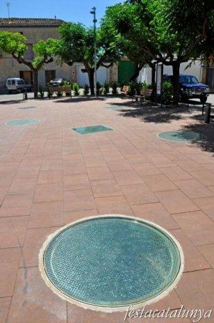 Vilagrassa - Nucli antic (Plaça del Sitjar)