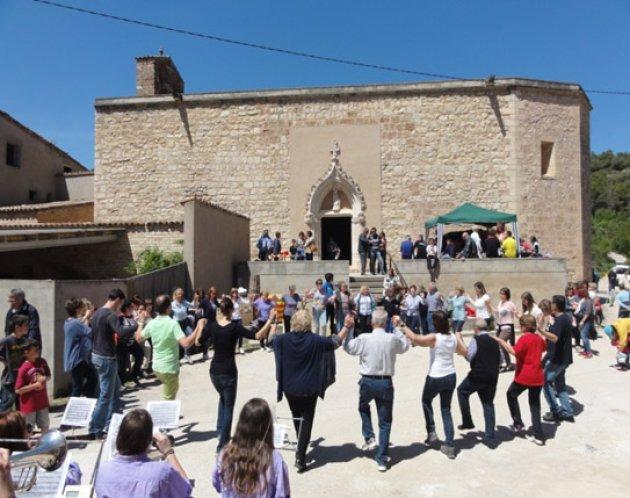 Orpí - Aplec de les Bresques a Santa Càndia (Foto: Ajuntament d'Orpí)
