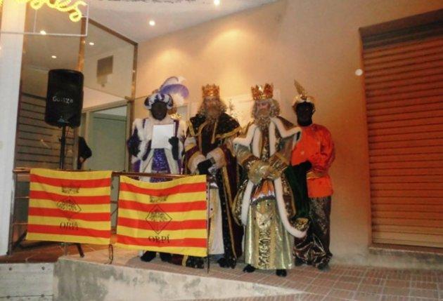 Orpí - Cavalcada de Reis (Foto: Ajuntament d'Orpí)