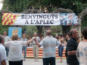Borges Blanques - Aplec Sardanista (Foto: Ajuntament de les Borges Blanques) borges, blanques, aplec, sardanista