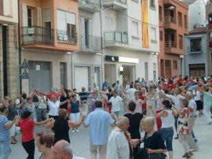 Borges Blanques - Aplec Sardanista (Foto: Ajuntament de les Borges Blanques)