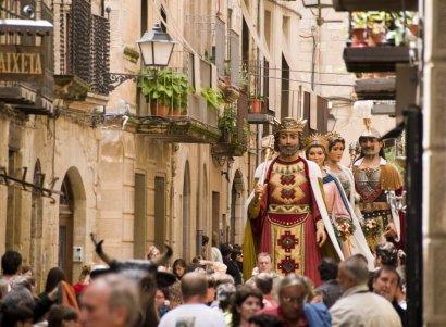 Solsona - Festa Major (Foto: Víctor Pallarès)