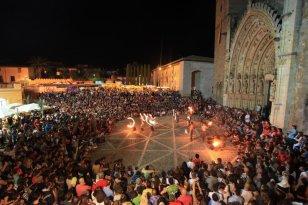 Castelló d'Empúries - Festival Terra de Trobadors (Foto: www.terradetrobadors.cat)