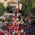 Diada Castellera a Sant Vicenç dels Horts