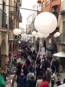 Agramunt - Mercat de Nadal (Foto: Ajuntament d'Agramunt)