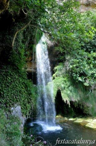 Bigues i Riells - Cascada del Tenes (Sant Miquel del Fai)
