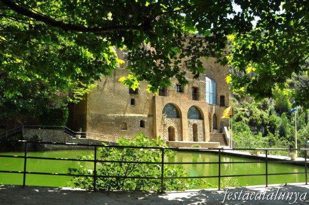 Bigues i Riells - L'Estany de l'Abadia (Sant Miquel del Fai)