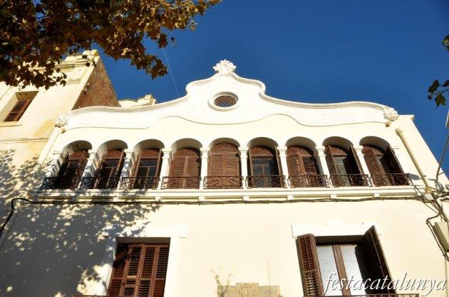 Cardedeu - Casa Llibre (Plaça de Sant Joan)