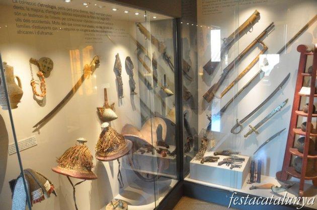 Cardedeu - Museu-Arxiu Tomàs Balvey