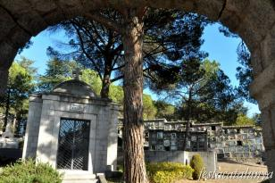 Cardedeu - Panteó família Agustí (Cementiri municipal)