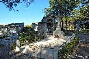 Cardedeu - Panteó família Arquer-Banchs (Cementiri municipal)
