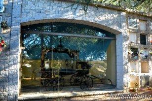 Cardedeu - Cotxe fúnebre (Cementiri municipal)
