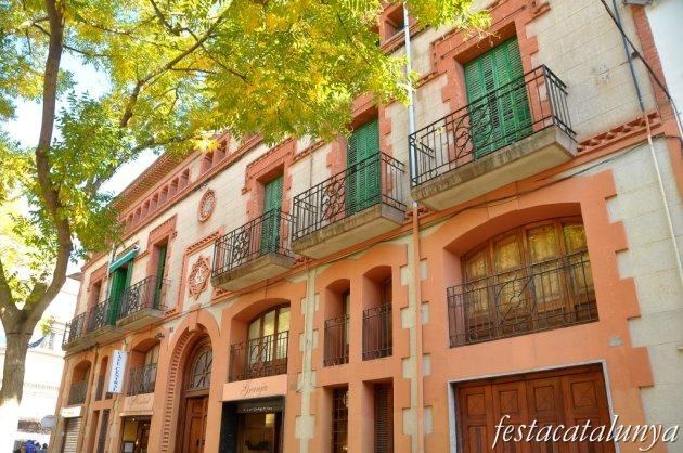 Cardedeu - Casa Lluís Espinach