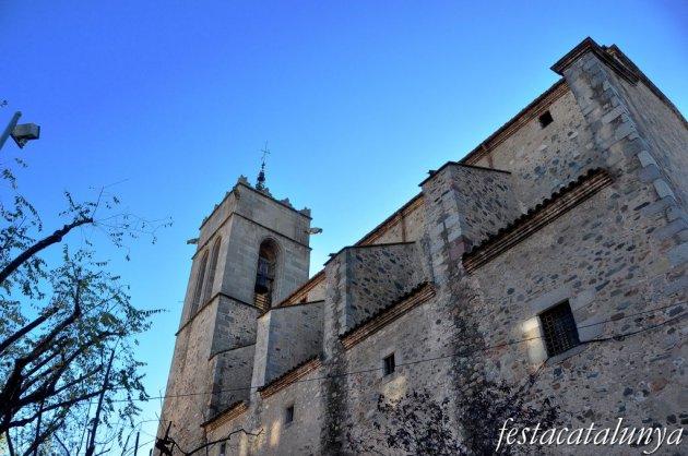 Cardedeu - Església parroquial de Santa Maria