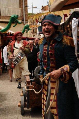 Vilanova del Camí - Fira del Camí Ral (Músics)