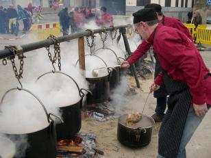 Castellterçol - Festa de l'Escudella (Foto: A. Recasens)