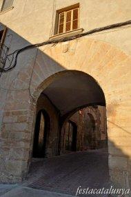 Piera - Portal d'en Romanya al Mercadal