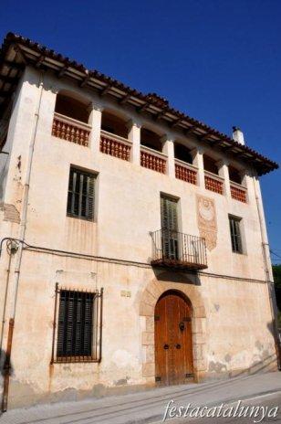 Piera - Fora muralles (Cal Pepus de la Llorença)