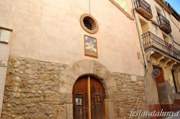 Piera - Fora muralles (Capella de Sant Sebastià)