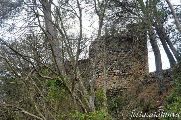 Piera - Castell de Freixe i Sant Nicolau de Freixe o de Tretzè