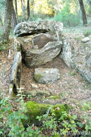Castellterçol - Dolmen de Criac