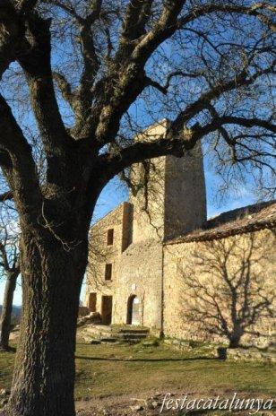 Castellterçol - Sant Julià d'Úixols Castellterçol, Sant, Julià, Úixols