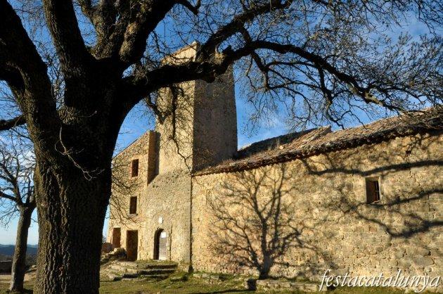 Castellterçol - Sant Julià d'Úixols