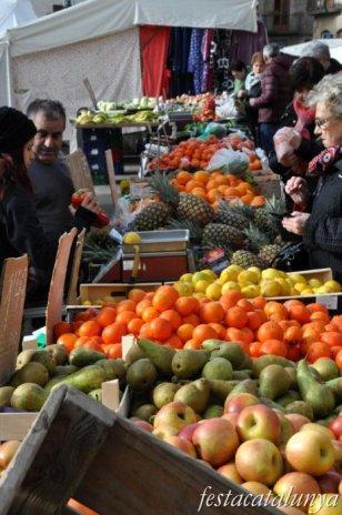 Castellterçol - Mercat dels dissabtes