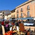 Mercat dels dissabtes a Castellterçol