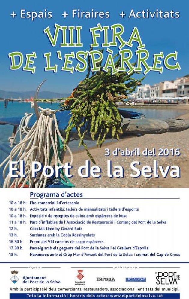 Port de la Selva - Fira de l'Espàrrec 2016