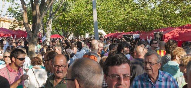 Agramunt - Mostra de Vins i Caves de Proximitat (Foto: Associació Festa, Gastronomia i Cultura)