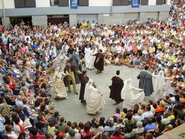 Castellterçol - Dansa de Castellterçol i Ball del Ciri