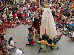 Castellterçol - Ball de Gegants (Foto: Ajuntament de Castellterçol)
