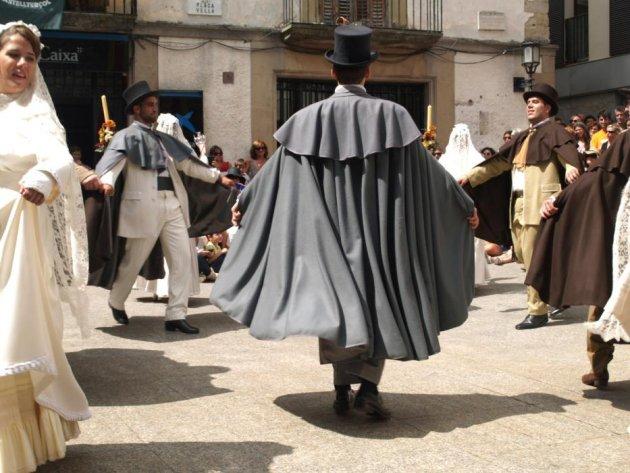 Castellterçol - Dansa Festa Major (Foto: Ajuntament de Castellterçol)