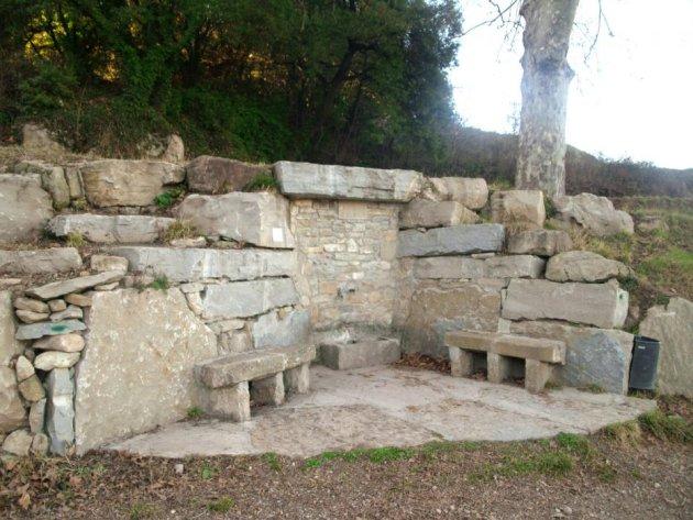 Castellterçol - Font del Viver (Foto: Ajuntament de Castellterçol)