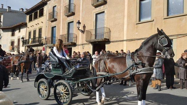 Castellterçol - Festa de Sant Antoni Abat (Foto: Ajuntament de Castellterçol)