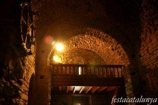Sant Esteve de Palautordera - Sant Cebrià i Santa Justina del castell de Fluvià